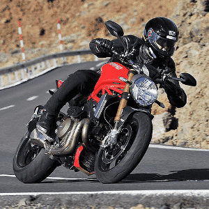 Ducati Monster 1200S - Milagro