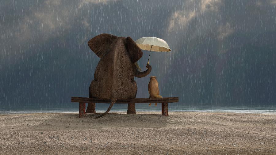 Para ajudar alguém que dá sinais de suicídio, em primeiro lugar, ouça sem julgar ou criticar - Getty Images