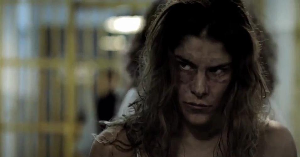 Priscila Fantin em cena do filme