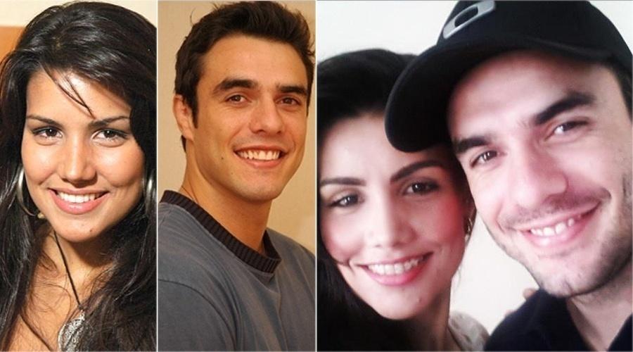 MARIANA FELÍCIO E DANIEL SAULLO _ Sete anos depois de iniciarem um namoro na sexta edição BBB, o casal se casou no dia 15 de fevereiro