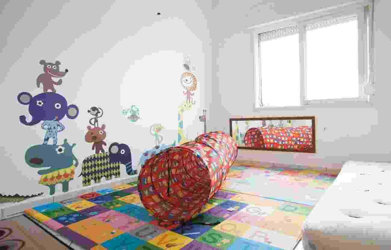 Sem berço e com tudo ao alcance da criança, veja como montar um quarto - Daniela Toviansky