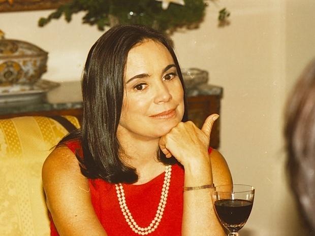Regina Duarte em cena de