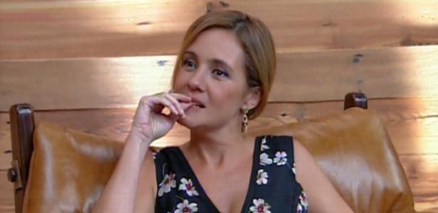 """Adriana Esteves participa do """"Video Show"""""""