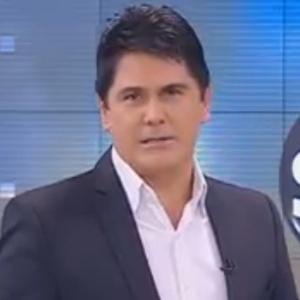 O jornalista César Filho