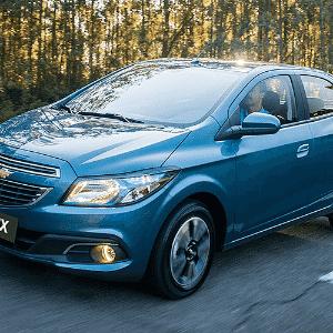 Chevrolet Onix - Divulgação