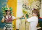Cursos grátis iniciam crianças em música, artes plásticas e até animação