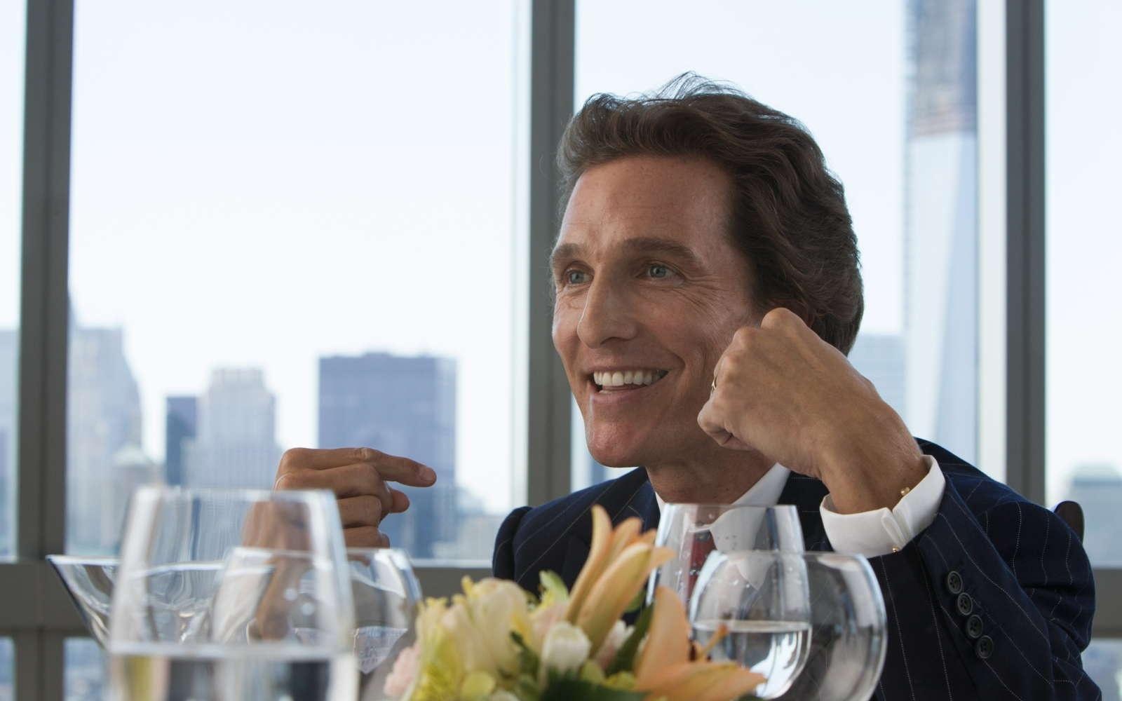 Matthew McConaughey em cena de