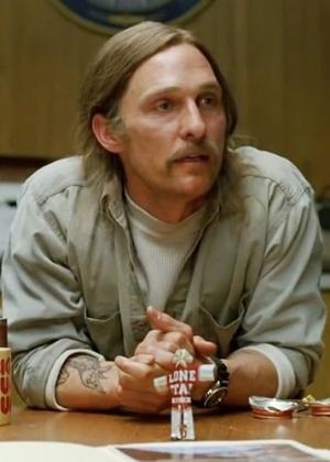 """Matthew McConaughey em cenas de """"True Detective"""""""