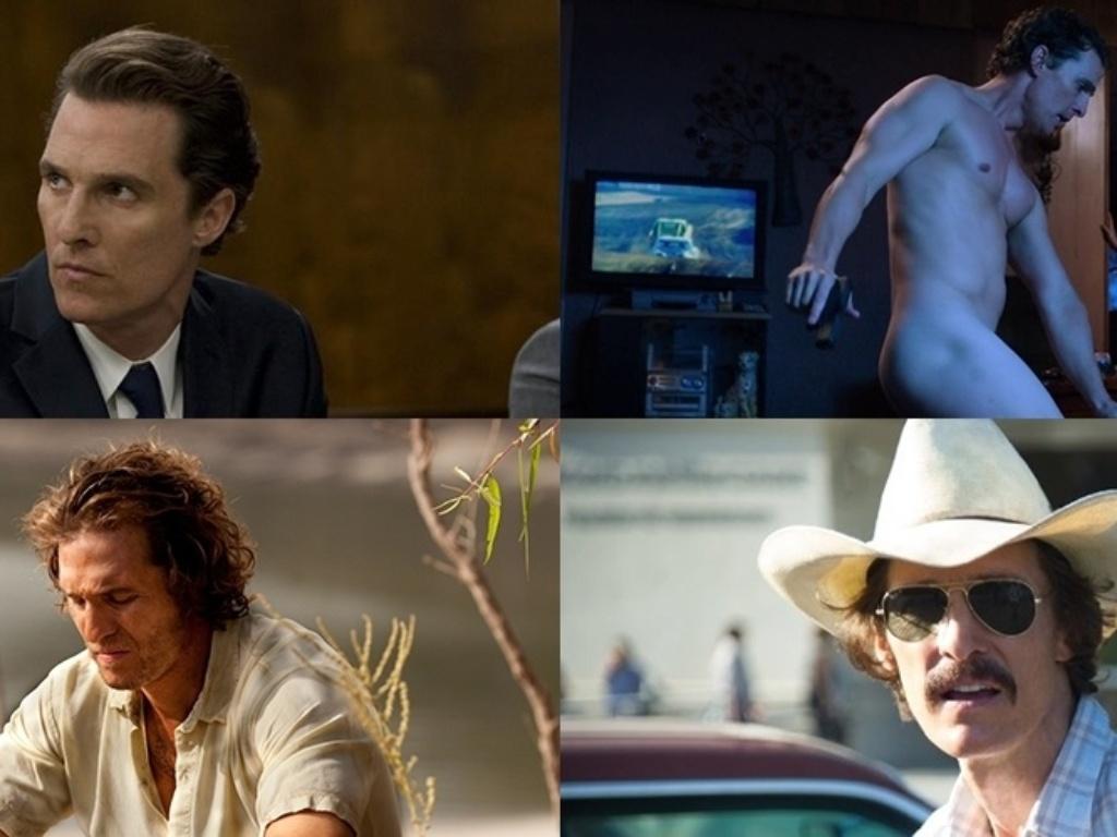 Matthew McConaughey em quatro filmes independentes recentes