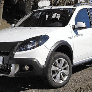 Renault Sandero Stepway Tweed - Divulgação