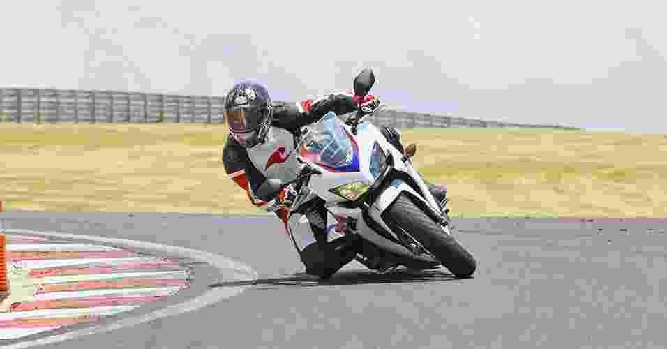 Honda CBR 500R - Divulgação