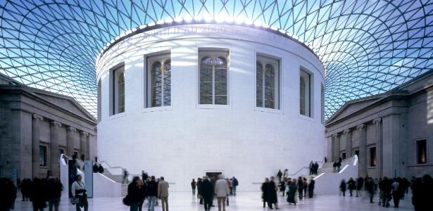 Fundado em 1753, o British Museum, em Londres, agora tem visitas virtuais - Divulgação/BM