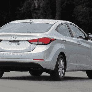 Hyundai Elantra 2014 - Murilo Góes/UOL