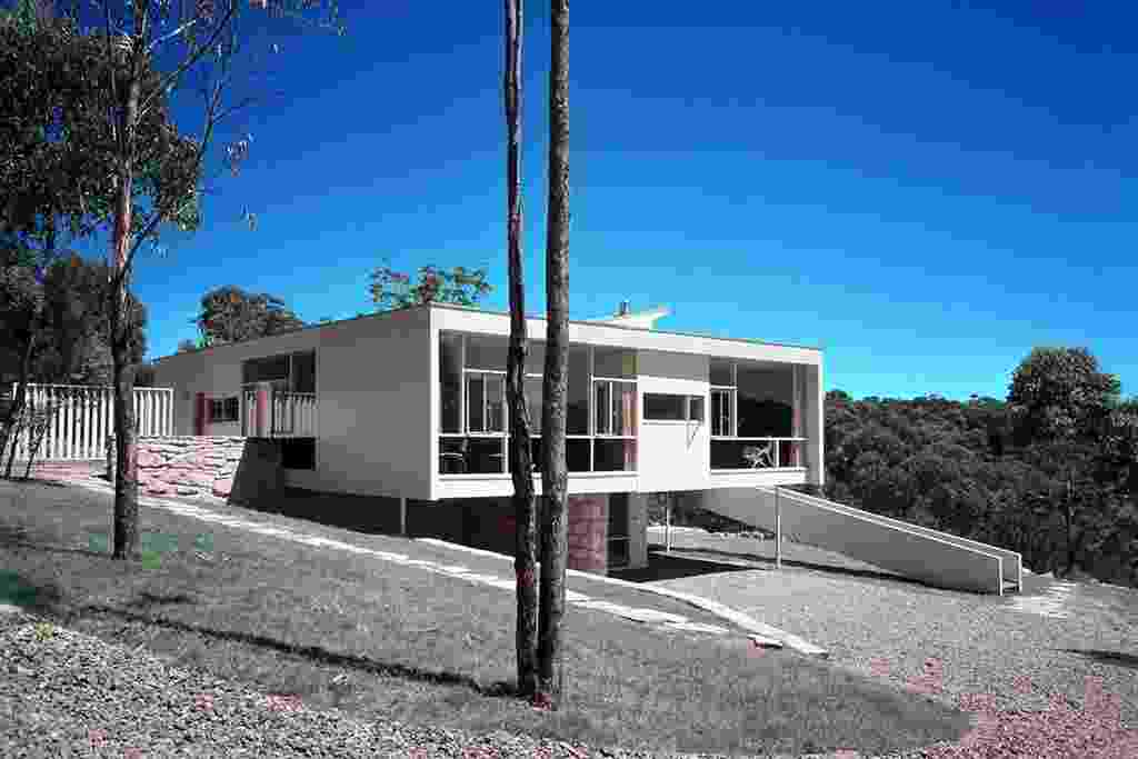 Mostra MCB - Harry Seidler 2014 - Casa Rose Seidler, Wahroonga, Sydney, Australia, 1948-50 - Marcell Seidler/ Divulgação