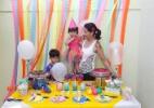 Organize uma festa de Carnaval em casa para as crianças - Reinaldo Canato/UOL