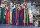Espetáculos circenses resgatam performances de palhaços