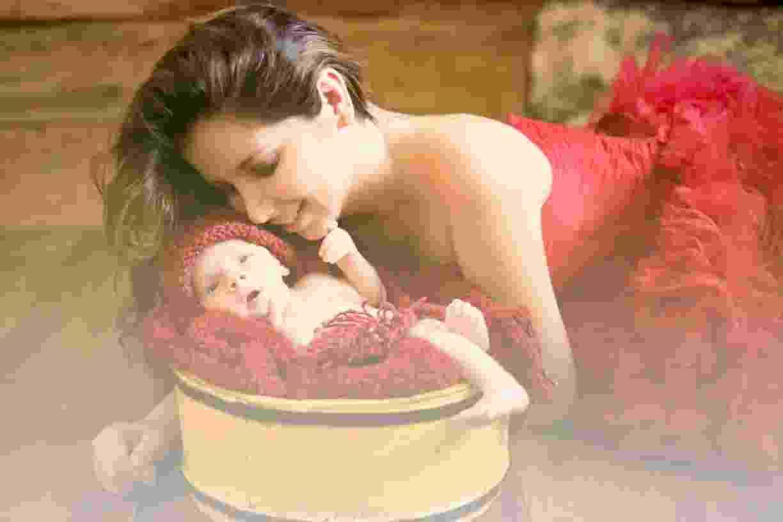 álbum do recém-nascido - Lidi Lopez/Divulgação
