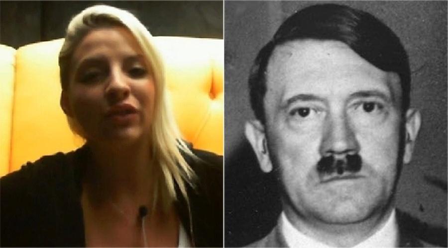 Até os depoimentos publicados no site do reality sofrem cortes e ajustes. Clara, ao explicar por que votou em Roni, comparou o modelo a Hitler, mas o vídeo foi editado e substituído por um novo depoimento, sem a menção ao ditador nazista