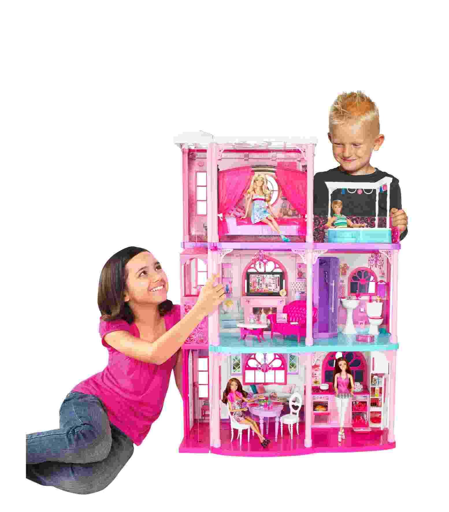 catálogo sem distinção de gênero da loja de brinquedos dinamarquesa Top-Toy - Divulgação