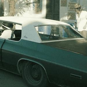Dodge Monaco 1974 - Reprodução