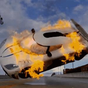 Koinigsegg Azera - Divulgação/Disney
