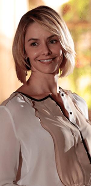 Bianca Rinaldi é a médica Sílvia na novela