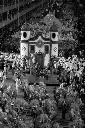 Desfile da Mangueira em 1984