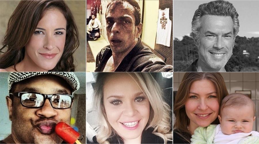 """Ex-BBBs: veja por onde andam os que já passaram pelo """"Big Brother Brasil"""""""
