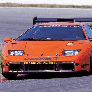 Lamborghini Diablo GTR - Divulgação/Lamborghini/Ed. Alaúde
