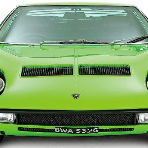 Divulgação/Lamborghini/Ed. Alaúde