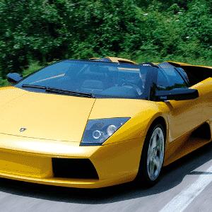 Lamborghini Murciélago - Divulgação/Lamborghini/Ed. Alaúde
