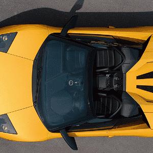 Lamborghini Murciélago Roadster - Divulgação/Lamborghini/Ed. Alaúde
