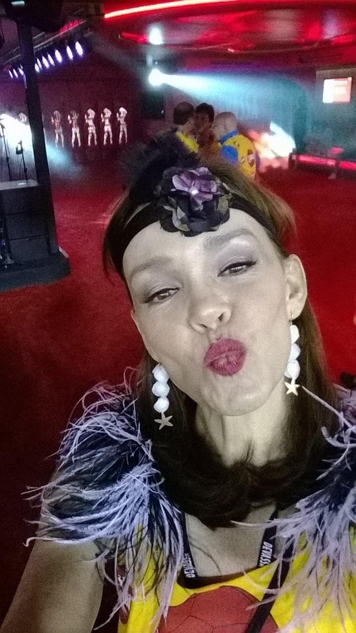 2.mar.2014 - Atriz Julia Lemmertz, a Helena de