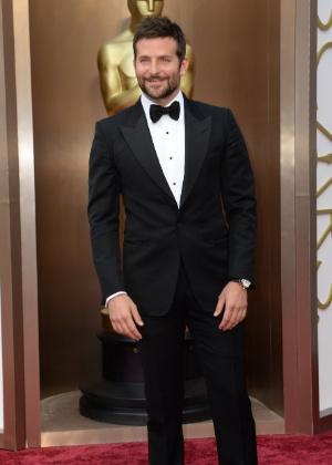 O ator Bradley Cooper, indicado ao prêmio Tony - Getty Images