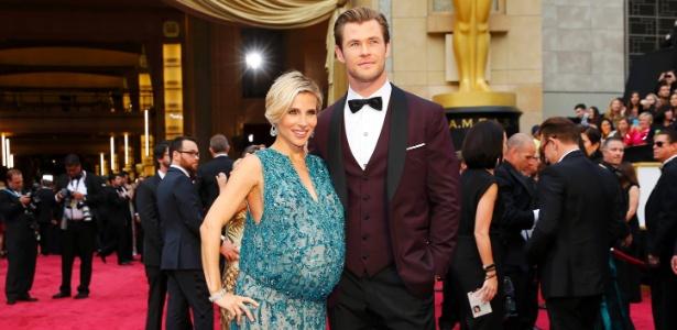"""Ator De Thor: Nascem Filhos Gêmeos Do Ator Chris Hemsworth, De """"Thor"""