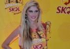 Bárbara Evans diz que vai até chorar no último show de Bell Marques - Felipe Souto Maior/AgNews