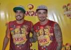 Caio Castro chega a Salvador e fica incomodado com polêmica sobre teatro - AgNews
