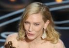 """Cate Blanchett leva Oscar de melhor atriz por """"Blue Jasmine"""" - Getty Images"""