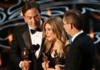 """Diretores de """"Frozen"""" recebem Oscar de Melhor Animação, primeiro da Disney - Lucy Nicholson/Reuters"""