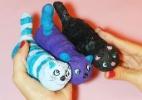 Aprenda a fazer um gatinho usando materiais recicláveis