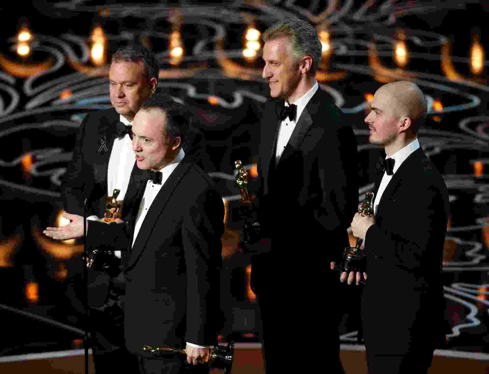 """Oscar 2014 de Efeitos Visuais vai para """"Gravidade"""" - Lucy Nicholson/Reuters"""