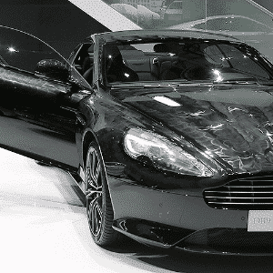 Aston Martin DB9 Carbon Black - Arnd Wiegmann/Reuters