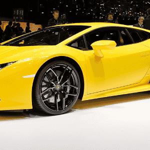 Lamborghini Huracán - Newspress