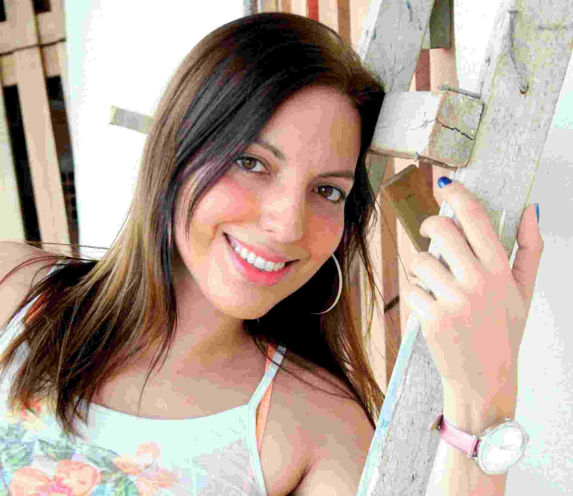 """Mara Gomes, 23 anos, de Porto Alegre (RS), estudante de psicologia e uma das colunistas do blog """"Blogueiras Negras"""" - Arquivo pessoal"""