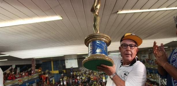 Fernando Horta, que é presidente da Unidos da Tijuca, ganhou apoio de Otto