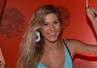 Andressa Suita posa sem Gusttavo Lima em camarote no Carnaval de Salvador - Caio Duran /AgNews