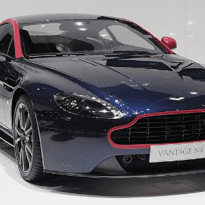Aston Martin Vantage N430 - Newspress