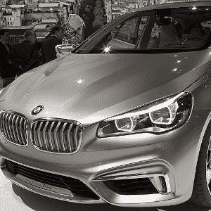 BMW Série 2 Active Tourer - Ian Langsdon/EFE