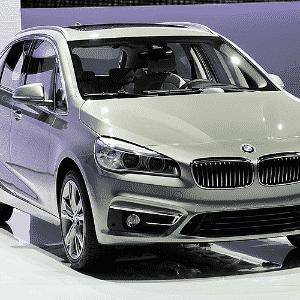 BMW Série 2 Active Tourer - Newspress