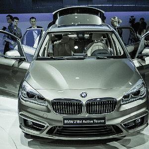 BMW Série 2 Active Tourer - Pierre Albouy/AFP